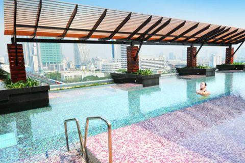 Отели Бангкока: Mode Sathorn Hotel