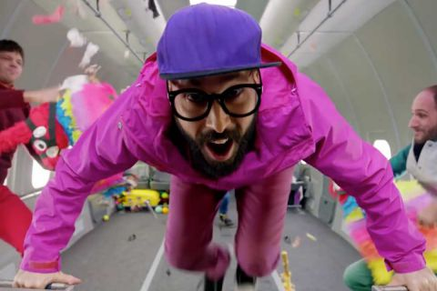 OK Go — Upside Down & Inside Out