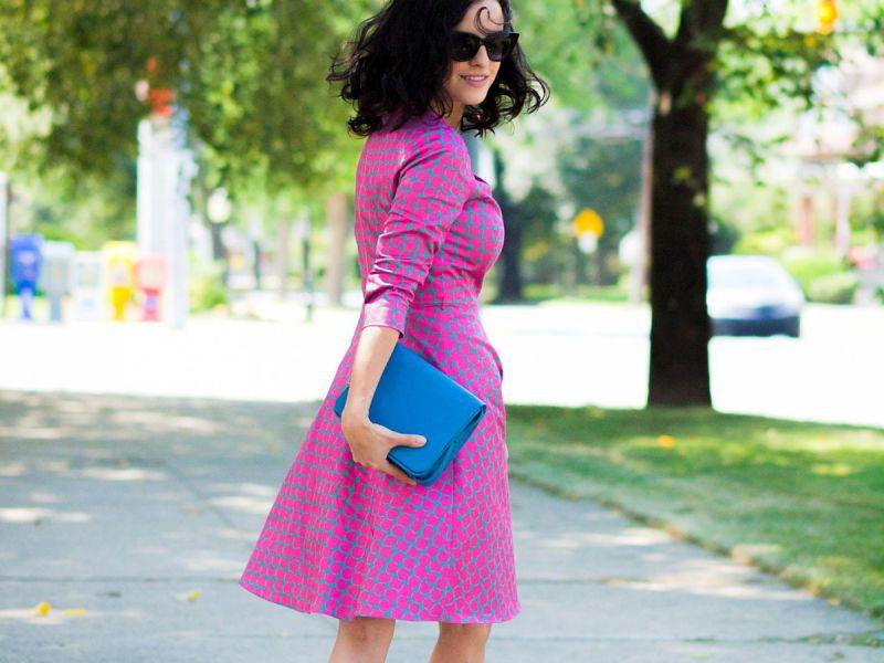 3 модели платья без которых весна не красна cover