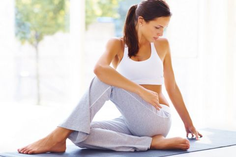 бикрам йога или горячая йога