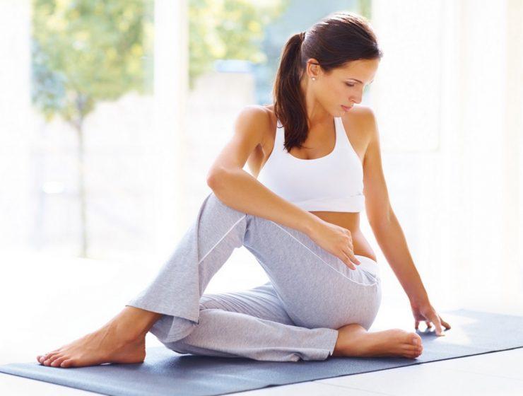 Бикрам-йога, или «горячая йога»