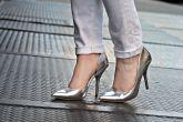Серебряные туфельки — лучшая пара к весне
