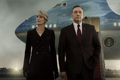 Сериалы: «Карточный домик» (4-й сезон)