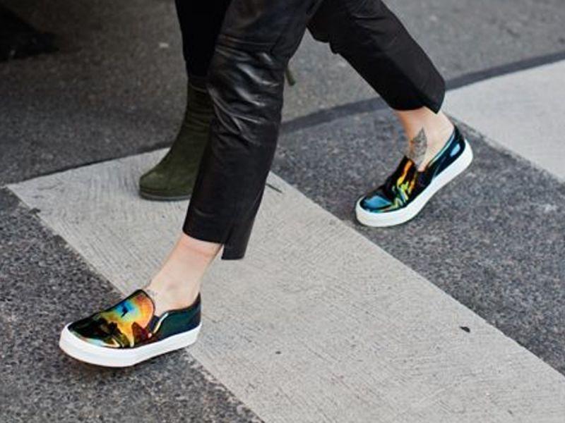 7 тенденций в обуви, которых не избежать