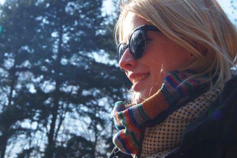 Анастасия Исламкина (27), редактор, об ожиданиях окружающих и Берлине