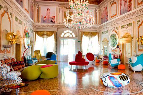 Отели Италия: Byblos Art Hotel