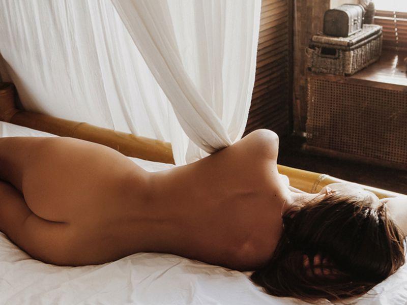 Поведение женщины во время секса