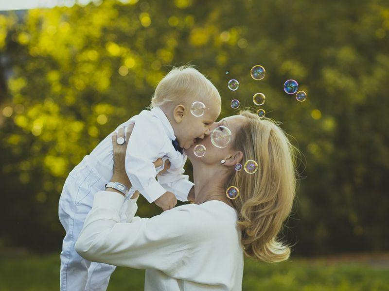 Хочу быть мамой 4
