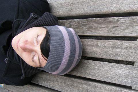 Ира Зверева: Про редкие волосы и слюну