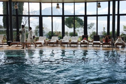 Отели Швейцария: Fairmont Le Montreux Palace