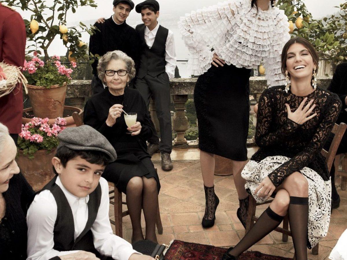 фотосессия моя большая итальянская семья случаи того